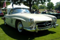1960 Mercedes-Benz 300 SL