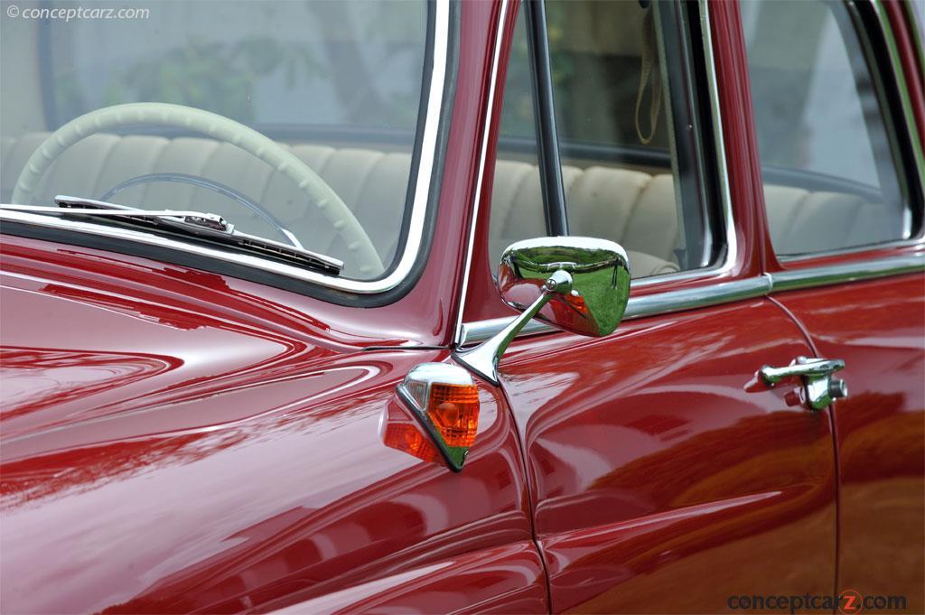 1961 Mercedes-Benz 190b