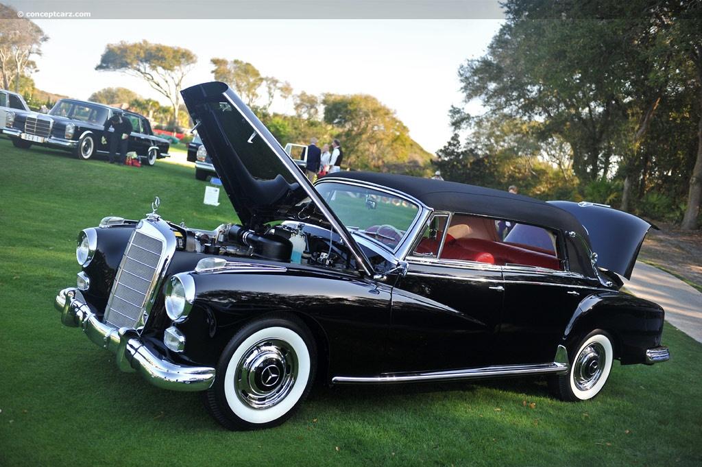 1961 mercedes benz 300d history pictures sales value for Mercedes benz 300d