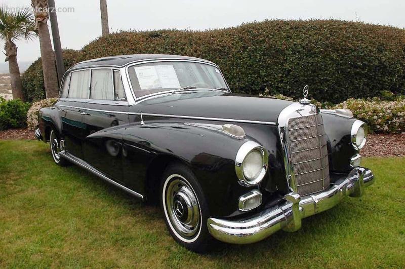 1961 mercedes benz 300d image chassis number 18998012002056. Black Bedroom Furniture Sets. Home Design Ideas