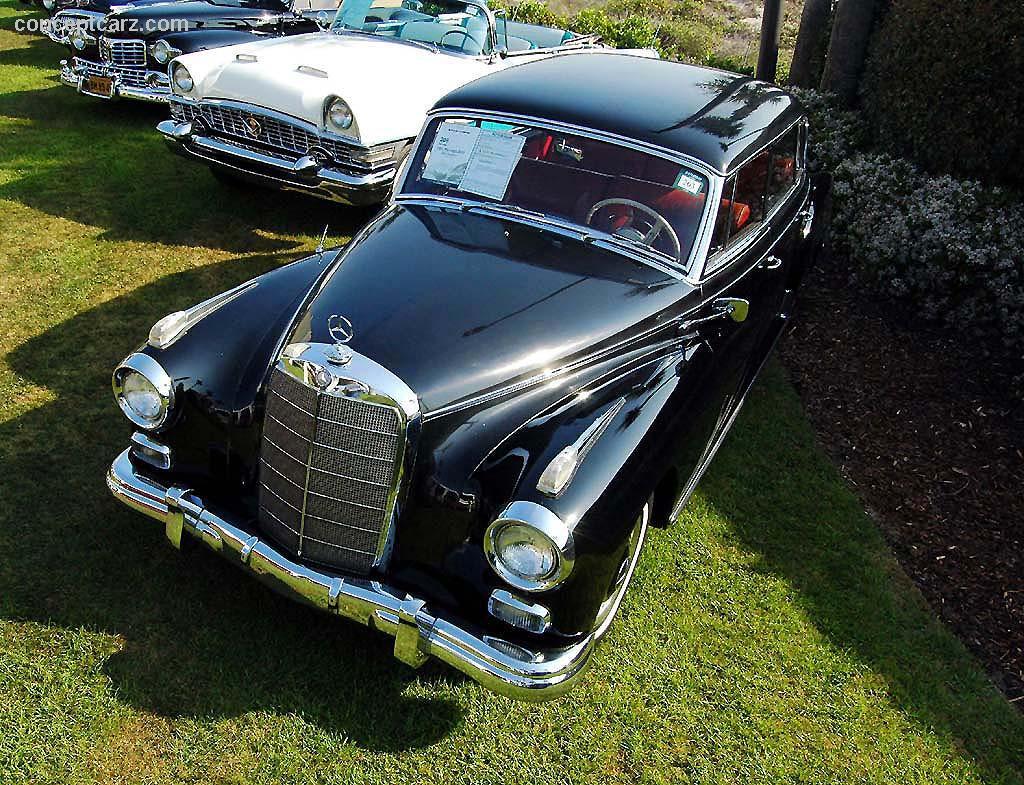 1961 mercedes benz 300d at the svtoa for 1961 mercedes benz
