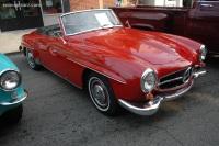 1962 Mercedes-Benz 190 SL image.