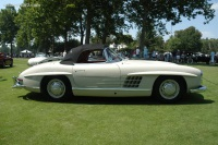 1962 Mercedes-Benz 300 SL