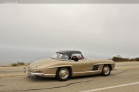 1963 Mercedes-Benz 300 SL