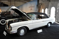 1963 Mercedes-Benz 300 Series.  Chassis number 112023-10-003469
