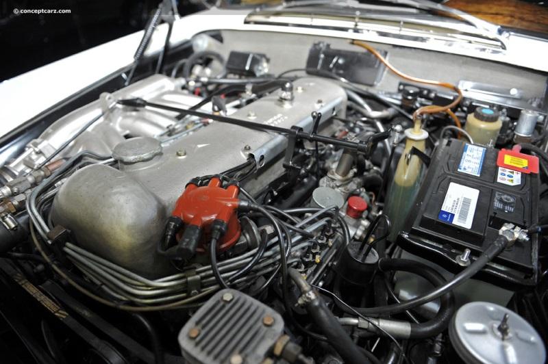 1963 Mercedes-Benz 300 Series