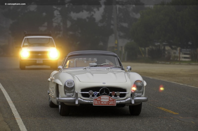 Mercedes Benz 300 SL Pictures And Wallpaper