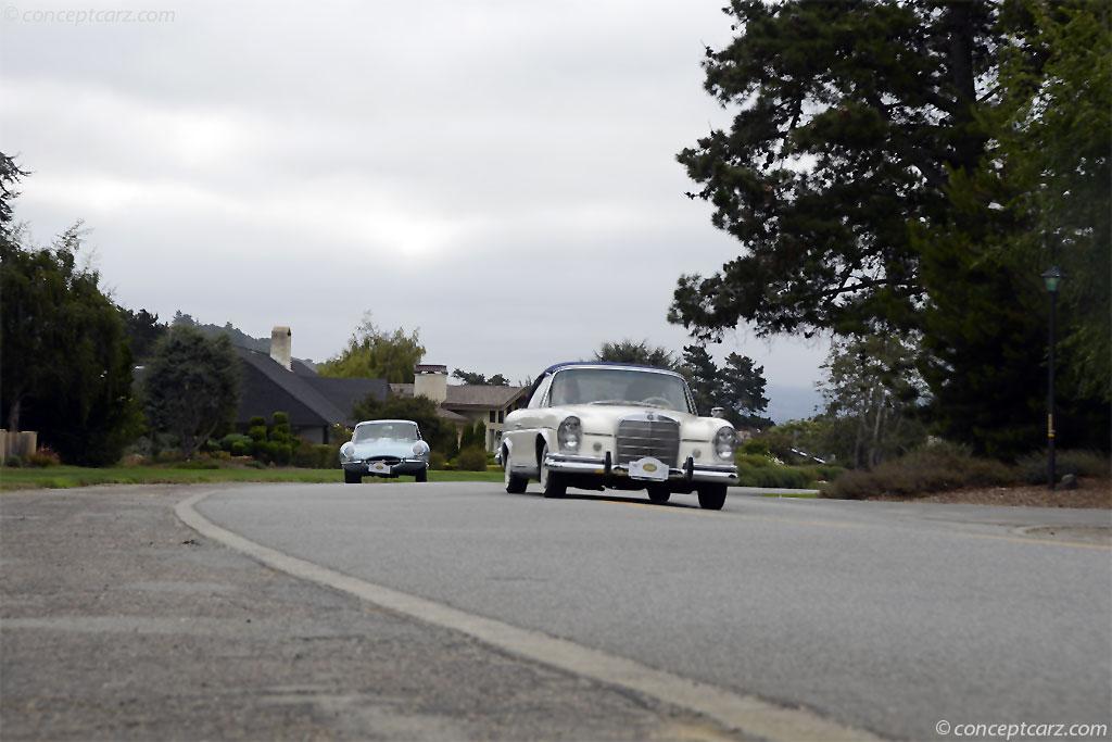 1963 Mercedes-Benz 220 Series