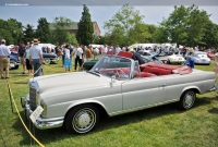 1964 Mercedes-Benz 220 Series