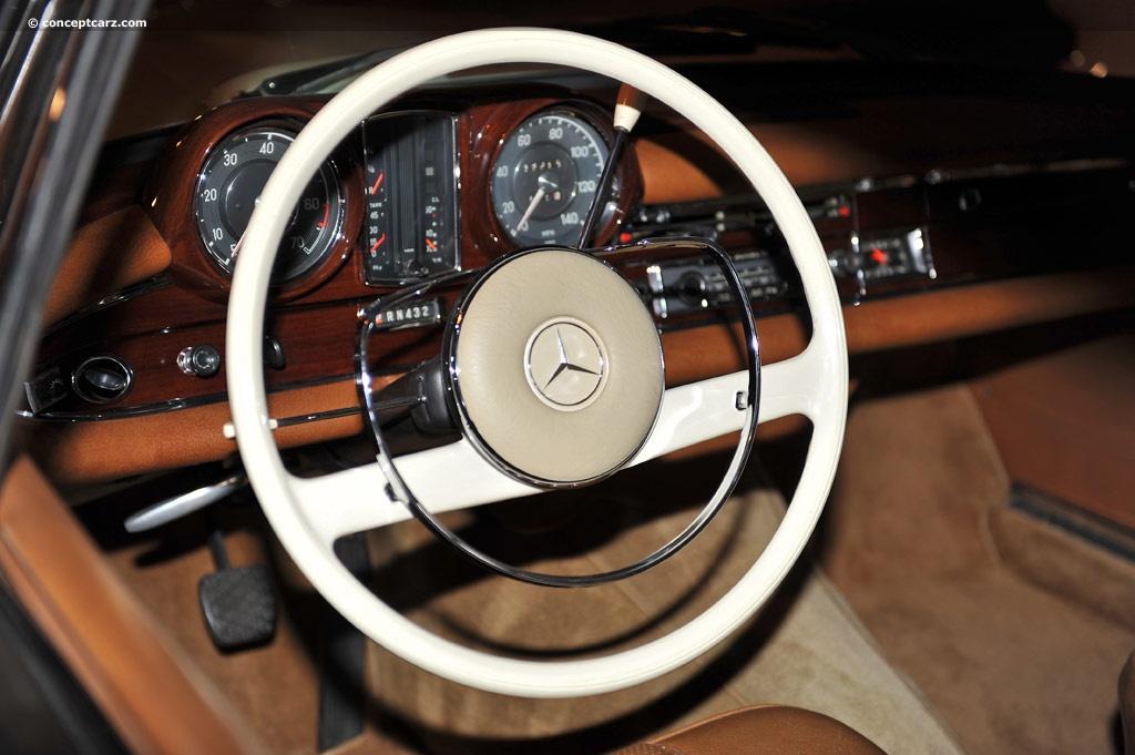 1965 Mercedes-Benz 220 Series