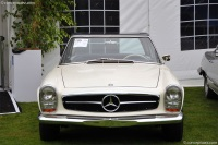 1965 Mercedes-Benz 230 SL.  Chassis number 113042.10.008833