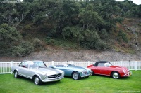1969 Mercedes-Benz 280 SL.  Chassis number 113044 10 009229