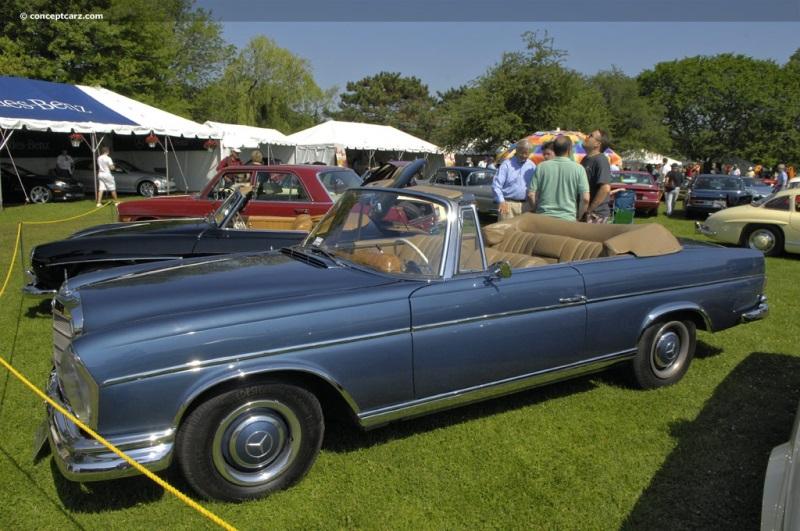 1966 Mercedes-Benz 300SE