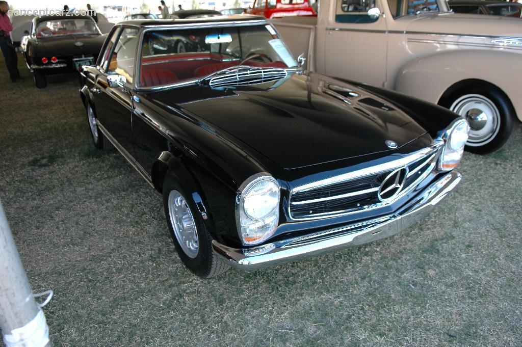 1966 Mercedes Benz 230 Sl Image Https Www Conceptcarz