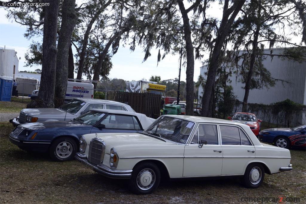 Auction results and sales data for 1966 mercedes benz 250 se for Mercedes benz 250 se