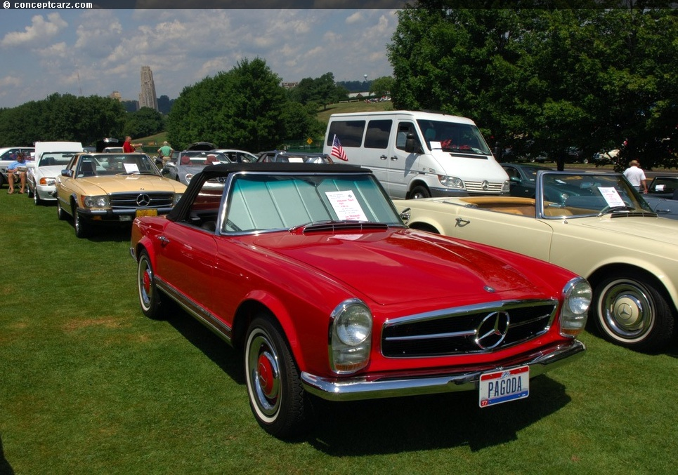 1967 Mercedes-Benz 250 SL Image. Photo 17 of 44