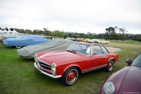 1967 Mercedes-Benz 250 SL.  Chassis number 11304312002447