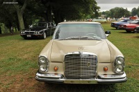 1968 Mercedes-Benz 280 Series image.