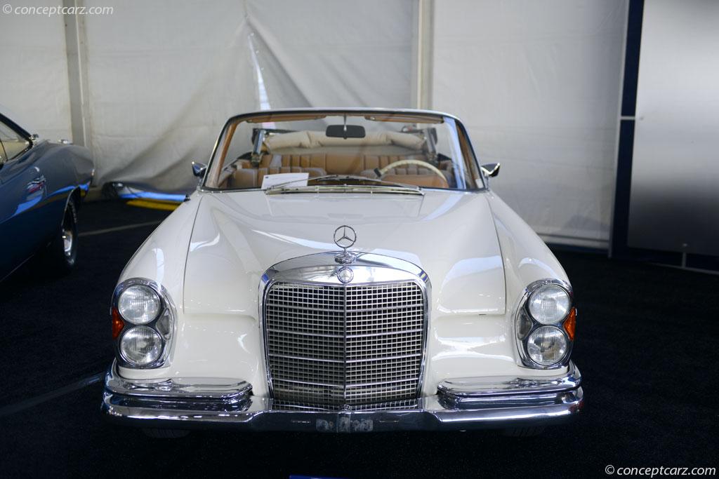 1968 Mercedes-Benz 280 Series