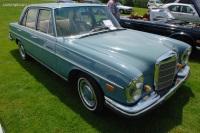 1968 Mercedes-Benz 250 SE image.