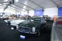 1968 Mercedes-Benz 280 SL.  Chassis number 113.044.12.004451