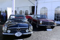 1969 Mercedes-Benz 280 SL.  Chassis number 113.044.12.011368