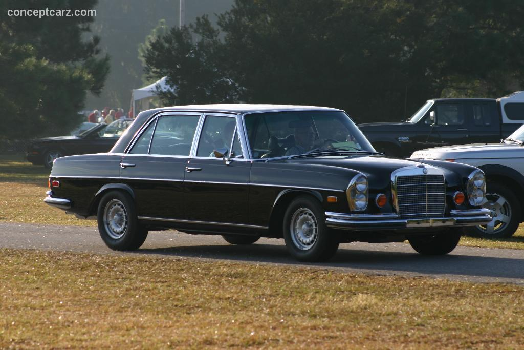 Hilton Head Mercedes >> 1969 Mercedes-Benz 300 SEL Image. Photo 23 of 29
