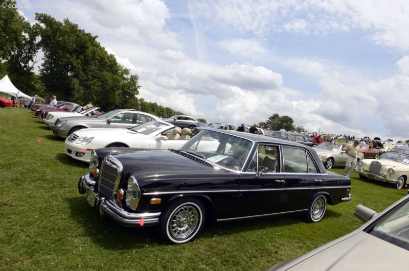 1973 Mercedes-Benz 280 Series pictures and wallpaper