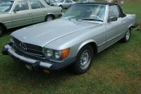 1977 Mercedes-Benz 450SL image.