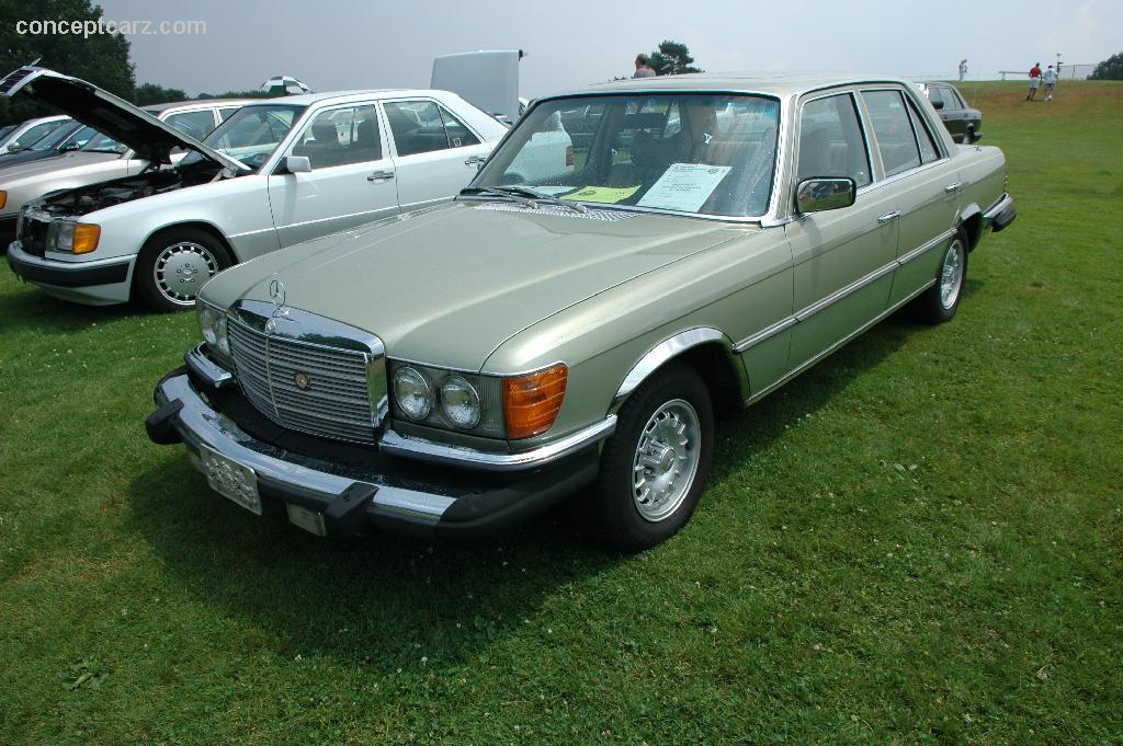 What Is A Crossover Suv >> 1979 Mercedes-Benz 300 SD History, Pictures, Value ...