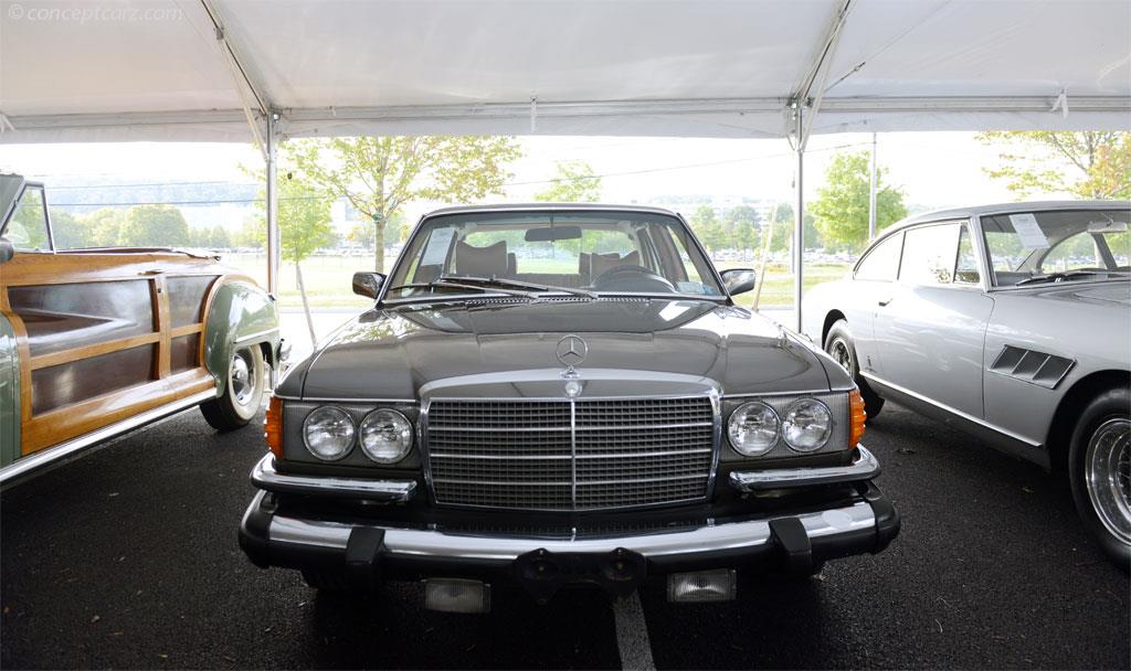 1980 Mercedes-Benz 450 Series