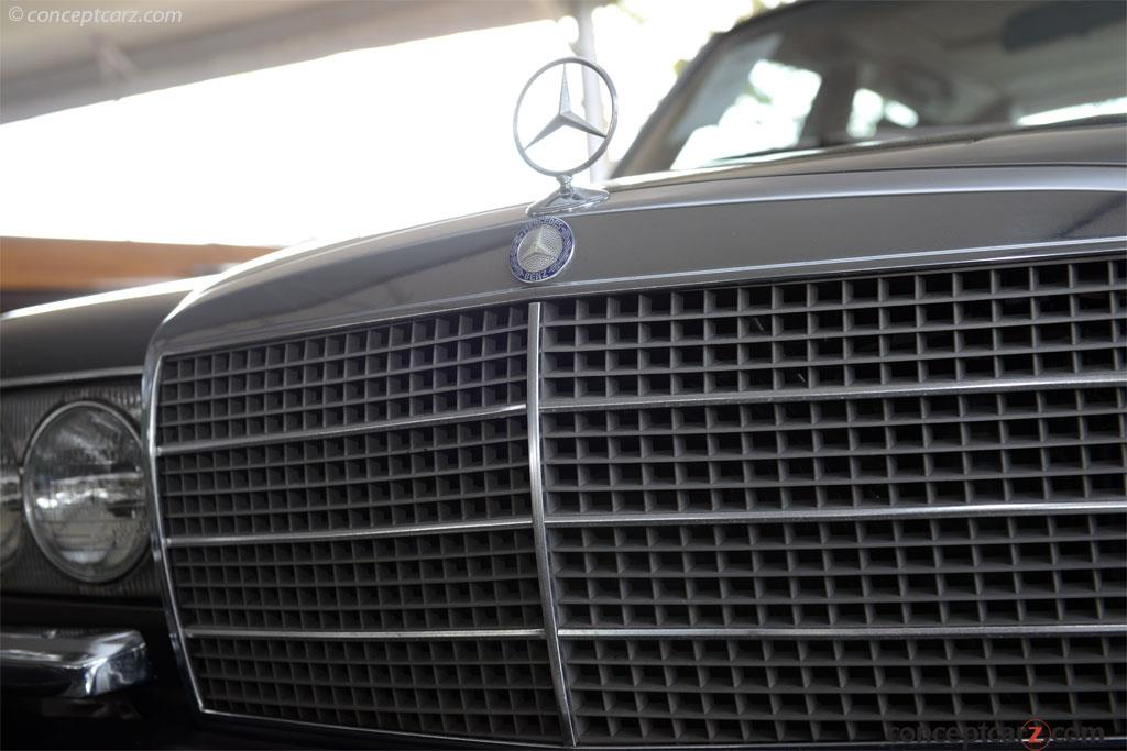 1980 Mercedes-Benz 450 Series