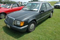 1984 Mercedes-Benz 500 Series image.