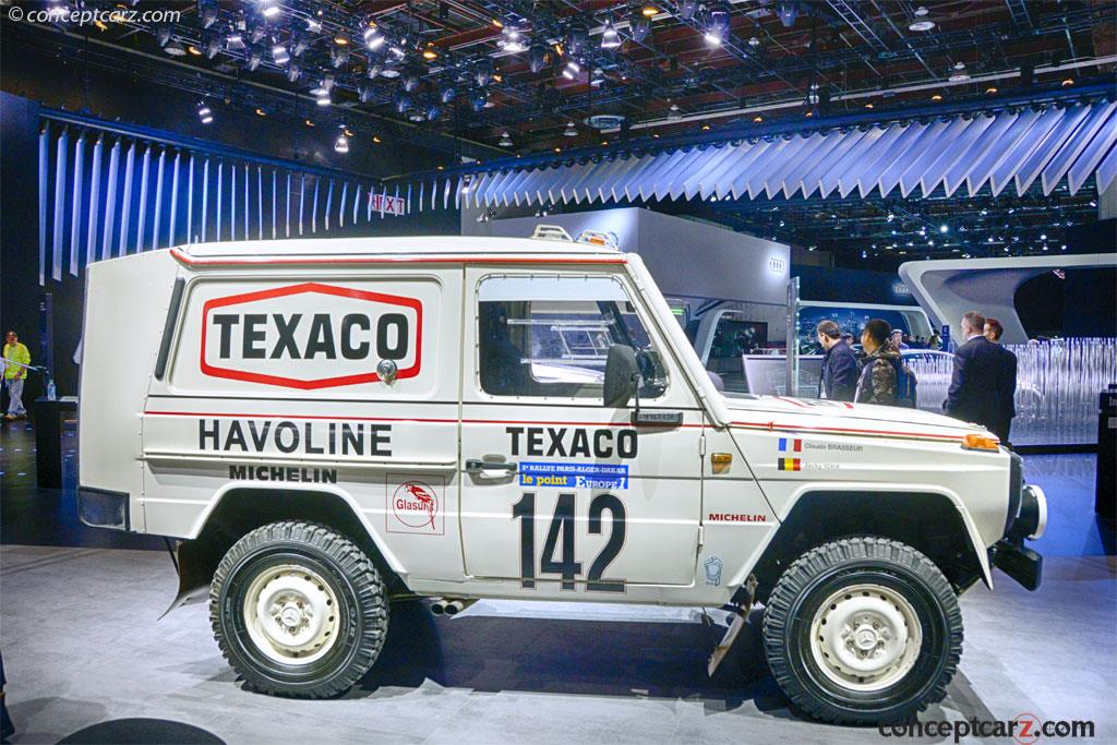 1983 Mercedes-Benz 280 GE Rally Pictures, History, Value, Research ...