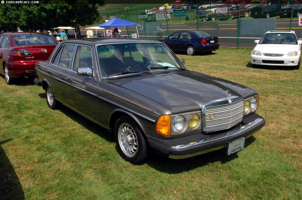 Auction results and sales data for 1984 mercedes benz 300 for Mercedes benz 300 series
