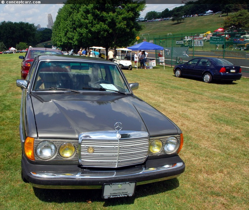 Auction Results and Sales Data for 1984 Mercedes-Benz 300 Series
