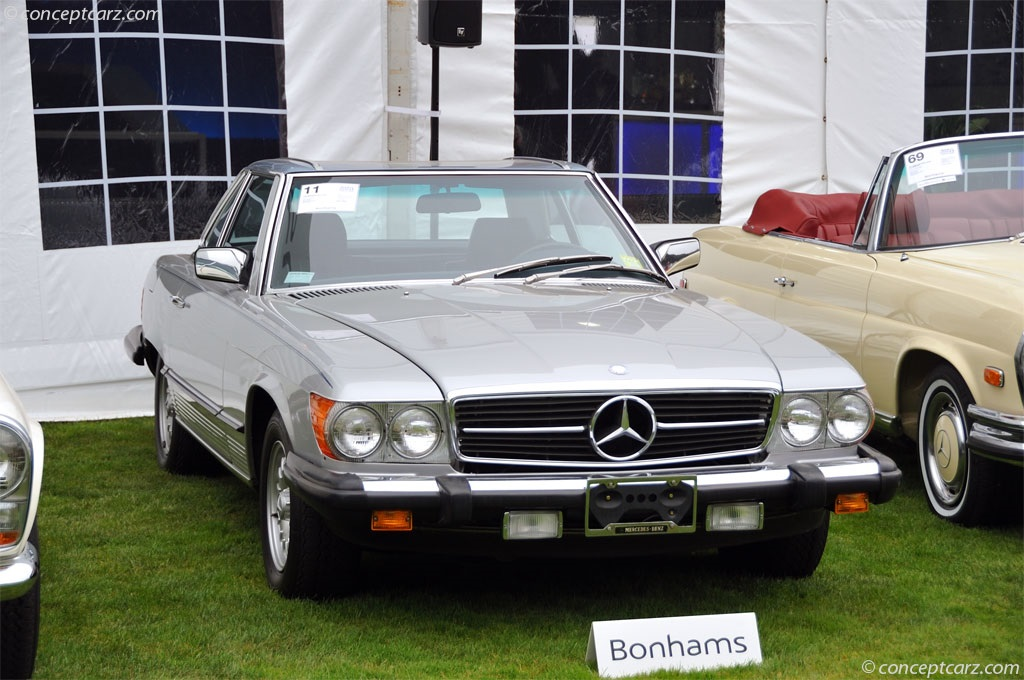 1985 Mercedes-Benz 380 Series