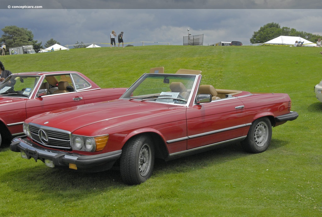 1985 Mercedes Benz 380 Series Image