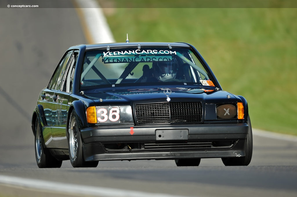 Auction Results And Sales Data For 1985 Mercedes Benz 190e