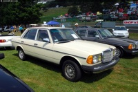 1985 Mercedes-Benz 300 Series image.