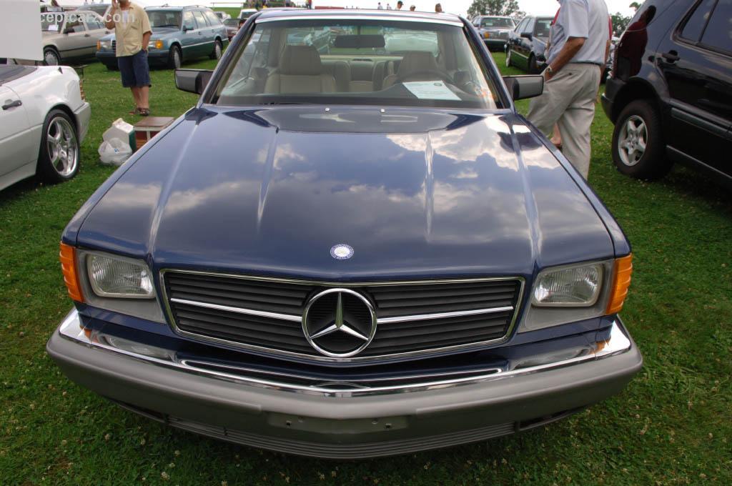 1985 Mercedes-Benz 500 SEC