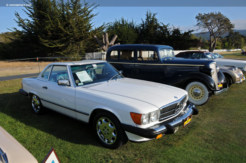 Auction results and data for 1986 mercedes benz 560 series for Mercedes benz 1986