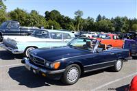 1986 Mercedes-Benz 560 Series image.