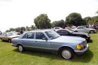1987 Mercedes-Benz 420 image.