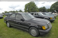 1988 Mercedes-Benz 300 Series image.