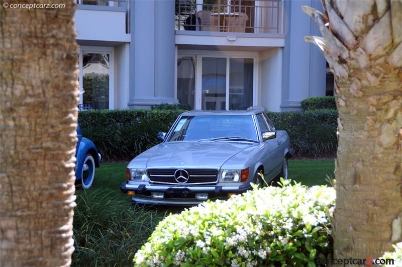 1989 Mercedes-Benz 560 Series | conceptcarz com