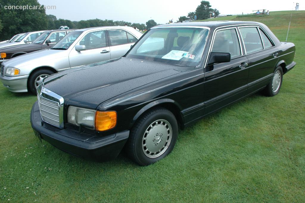 Auction results and sales data for 1989 mercedes benz 420 for 1989 mercedes benz