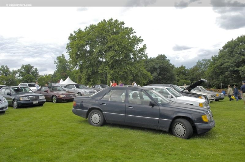 1990 Mercedes-Benz 300 Series