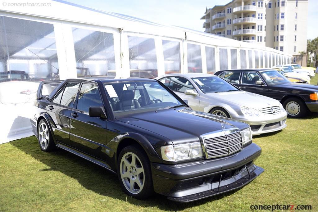 1990 Mercedes-Benz 190E