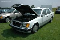 1991 Mercedes-Benz 300D image.